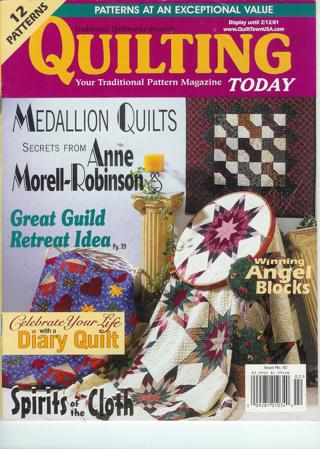 Free: Quilting Today magazine #82 2001 - Sewing - Listia.com ... : quilting today magazine - Adamdwight.com