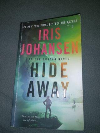 Iris johansen And eve duncan novel Hide Away