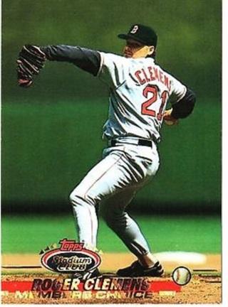 Free 1993 Topps Stadium Club Baseball Card 748 Roger