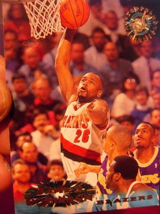 James Robinson Basketball Card