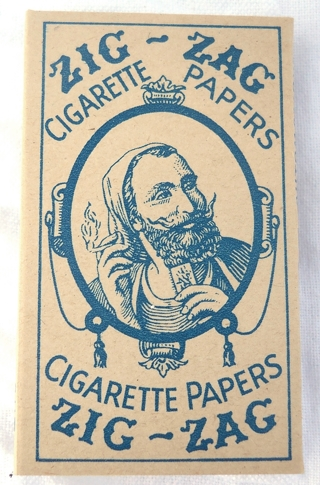 RARE & VINTAGE World War II Zig Zag PHEBUS Cigarette Papers Issued to Soldiers