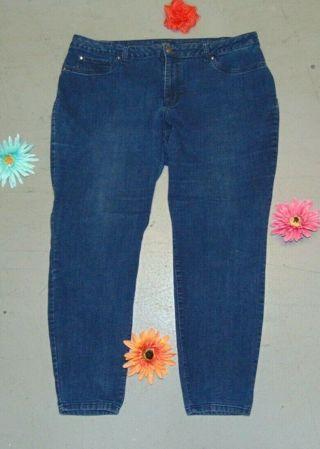 KISS ME JEGGING Jeans, Plus Size 24 - Jessica S