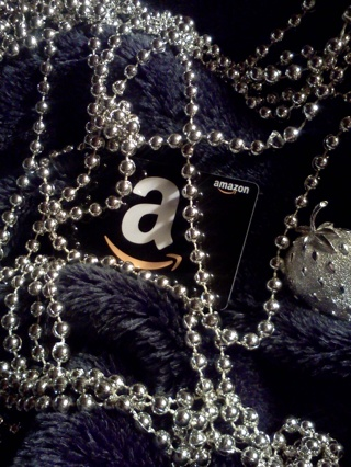 Gift Card Amazon $10.00 Card! I love Amazons! They are Supercool :)