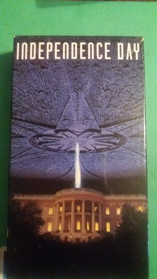 vhs independence day free shipping