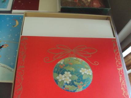 New 25 Greeting Card Lot Christmas, Birthday Etc