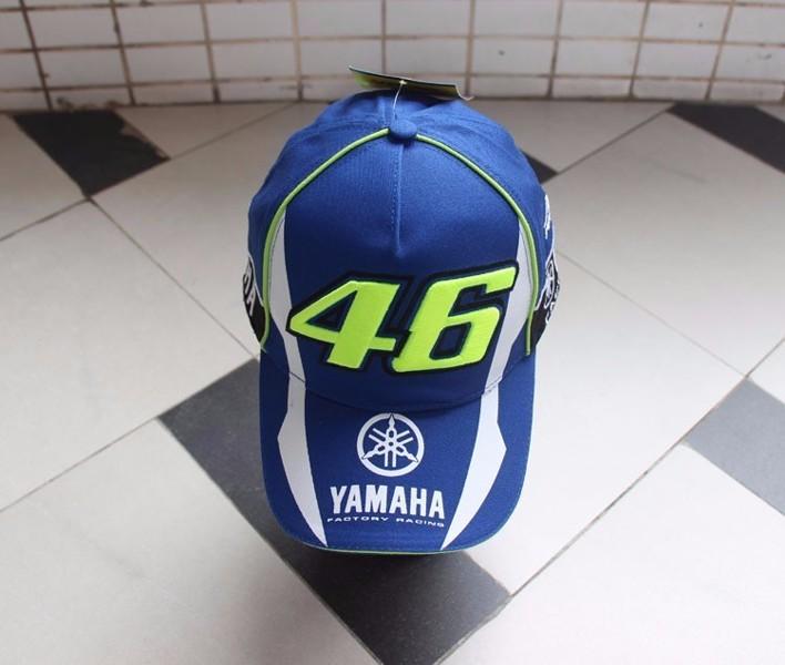 3240a3b847b Free  NEW BLUE Valentino Rossi VR46 Moto GP Baseball Cap Hat Yamaha 3D  Embroidered - Baseball - Listia.com Auctions for Free Stuff