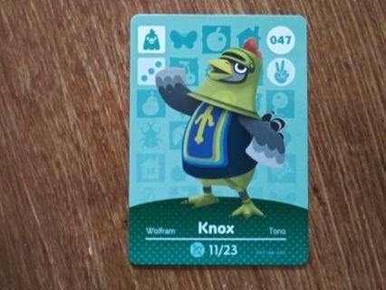 Nintendo Knox