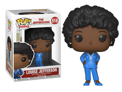 NEW Funko Pop! TV: The Jefferson's -  Louise Jefferson Toy, Multicolor FREE SHIPPING