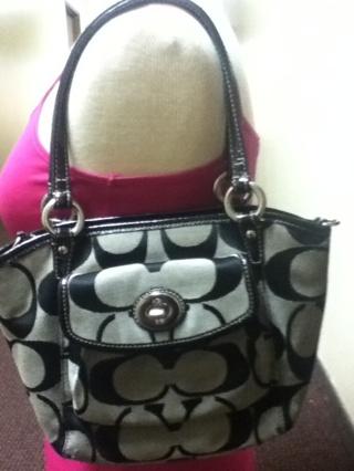 Coach Bag Used