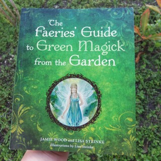 THE FAERIES' GUIDE TO GREEN MAGICK FROM THE GARDEN ☽✪☾ Wicca Witchcraft Spells Magick Fairy Witch