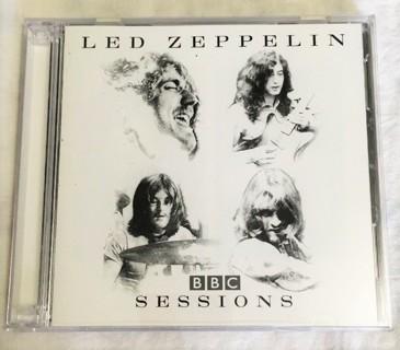 Led Zeppelin 2 CD Set ~ BBC Sessions ~ VG+