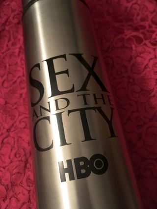 1 Sex & The City Vacuum Seal Bottle Stainless Steal Thermos FREE SHIPPING