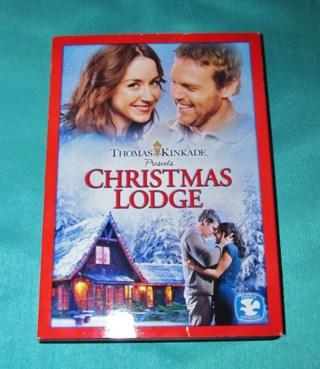 FREE: Thomas Kinkade Presents Christmas Lodge DVD Like New Holiday Movie!