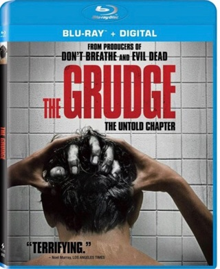 The Grudge The Untold Chapter digital code from Blu Ray