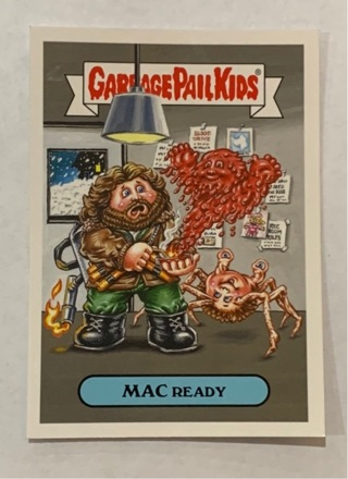 Garbage Pail Kids Card (2018)