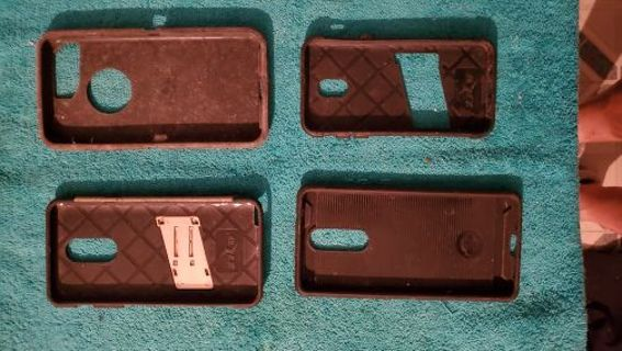 Assorted 4 Phone Cases