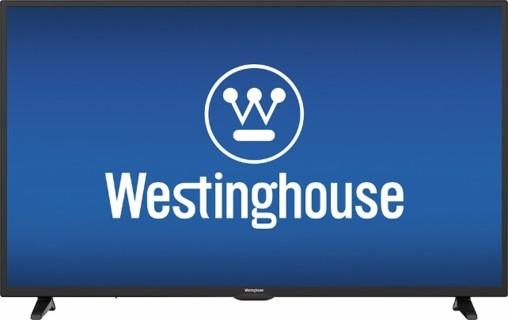 "Westinghouse - 55"" Class (54.6"" Diag.) - LED - 1080p - HDTV - Black"