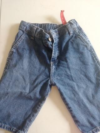 Boy's Wrangler jean shorts