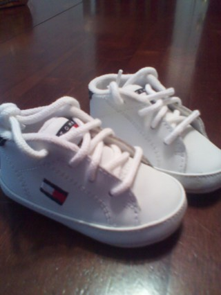 6c80c00abf0460 Free  New Tommy Hilfiger Baby Shoes  Size 2 Months  - Baby Clothes ...