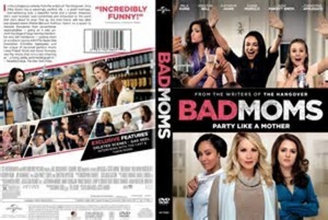 Bad Moms!! UV-MA-Digital Copy-(VUDU Redeem)
