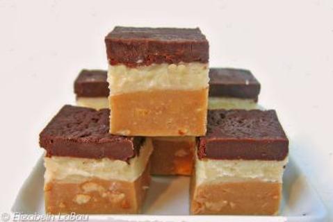 CHOCOLATE ELVIS PRESLEY FUDGE & 4 BONUS RECIPES