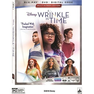 """Disney's """"A Wrinkle In Time"""" MoviesAnywhere Redeem Code Only"""