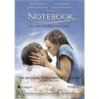 *NEW* - THE NOTEBOOK on DVD