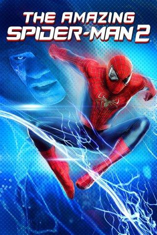 Digital HD - The Amazing Spider-Man 2 - From Blu-Ray - Moviesanywhere