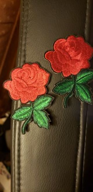 Rose patches