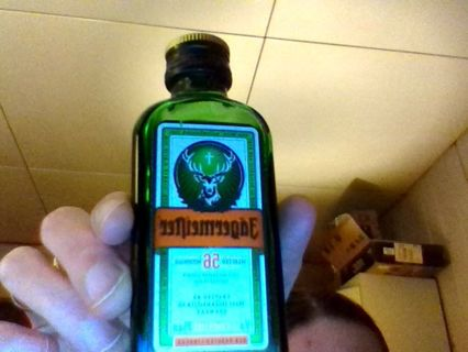 Jageermeiffer bottle