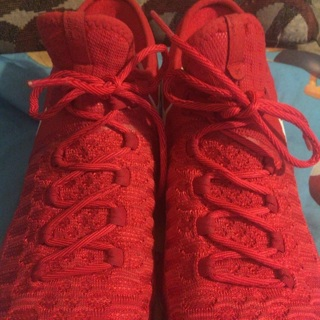 Kevin Durant shoes- size 8