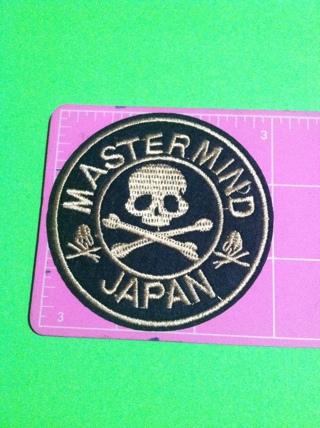 **~ Skull patch #8 mastermind japan ~**