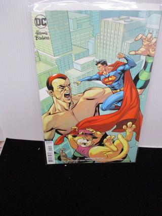 SUPERMAN / TOP CAT #1