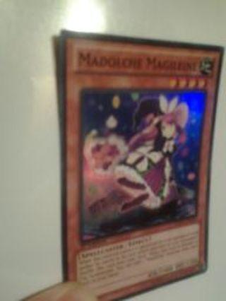 Rare Yugioh Card