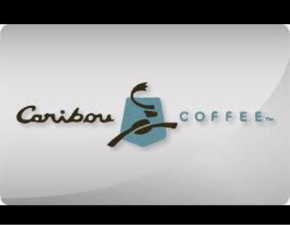 $50 Caribou Coffee gift card GIN 1000.11  xnk works at-> Einstein Bros & Bruegger's Bagels