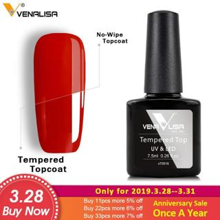 #70916 Venalisa nail art design make up super-flexible shinning long lasting high gloss no wipe te