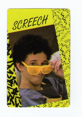Random Screech Card
