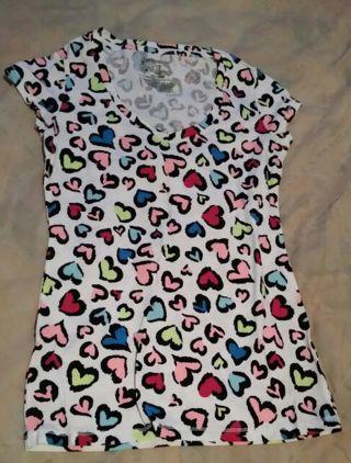 Brand new heart shirt