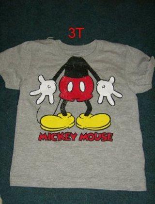 Disney Mickey Mouse Boy's Tee