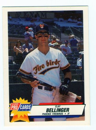 Clay Bellinger Card