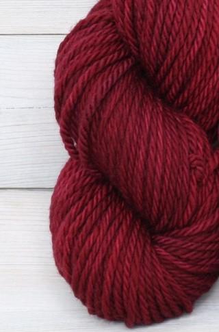 Beautiful Cranberry Yarn!
