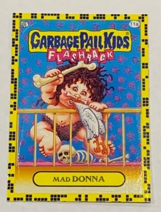 Garbage Pail Kids Flashback Card (2011)