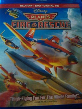 Free: A Disney movie reward code Of planes Fire and Rescue