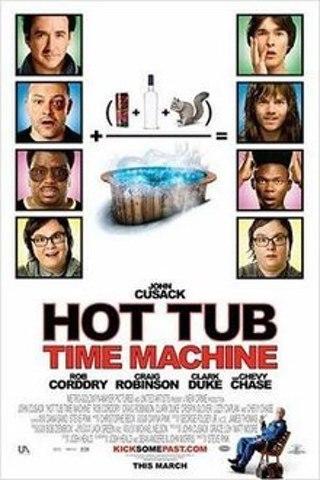 Digital HD Ultraviolet - Hot Tub Time Machine - from Blu-ray -  MoviesAnywhere