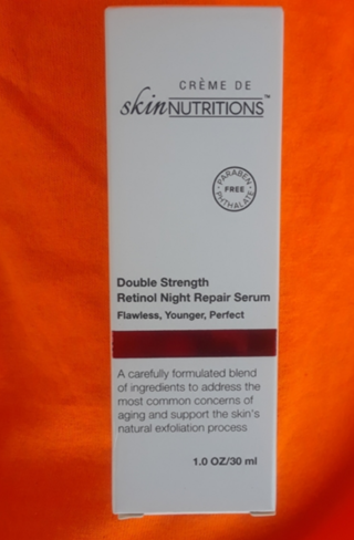 RETINOL NIGHT REPAIR SERUM DOUBLE STRENGTH