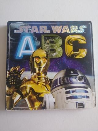 Star Wars ABC board book