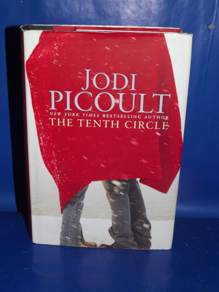 The Tenth Circle Book By Jodi Picoult Autographed Copy Hardcover