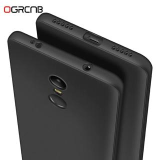 Luxury Matte Soft Silicone Case For Xiaomi Redmi Note 4X Case Cover For Xiaomi Redmi Note 4X Note4