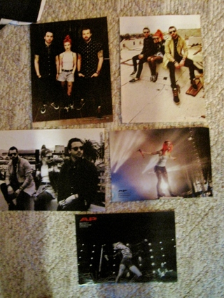 Paramore posters