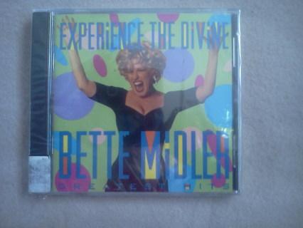 Bette Middler Greatest Hits BN/Sealed CD